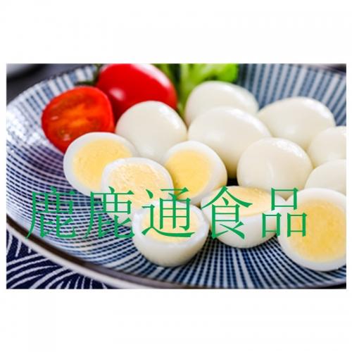 白煮鹌鹑蛋